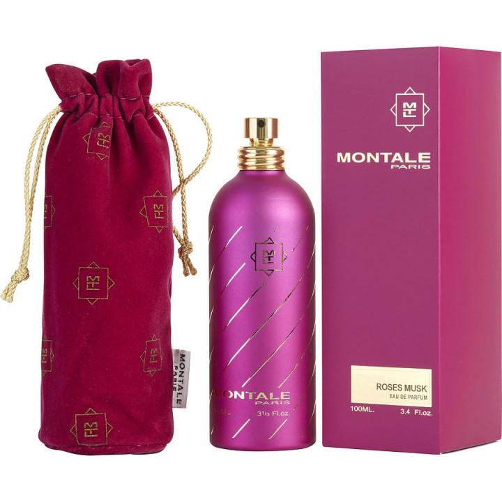 Montale Roses Musk W Edp 100ml