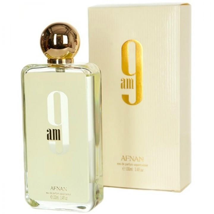 Afnan 9  AM (unisex, eau de parfum)