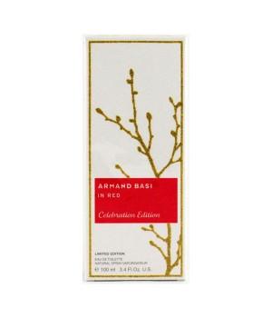 Armand Basi in Red Celebration Edition  (woman, eau de toilette)