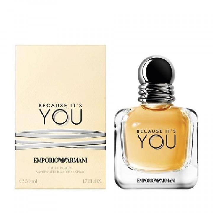 Armani Because It's  You (woman, eau de parfum)