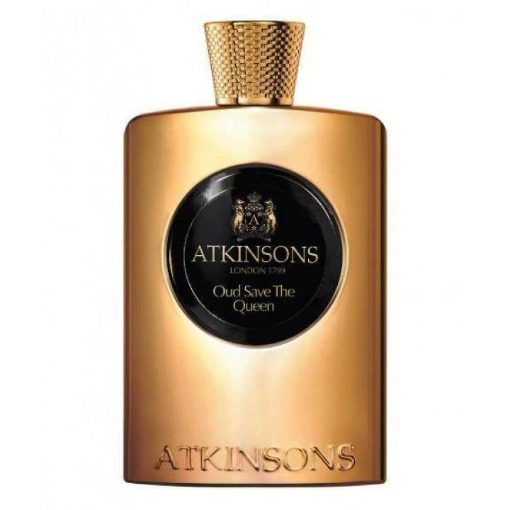 Atkinsons Oud Save The King (man, eau de parfum)