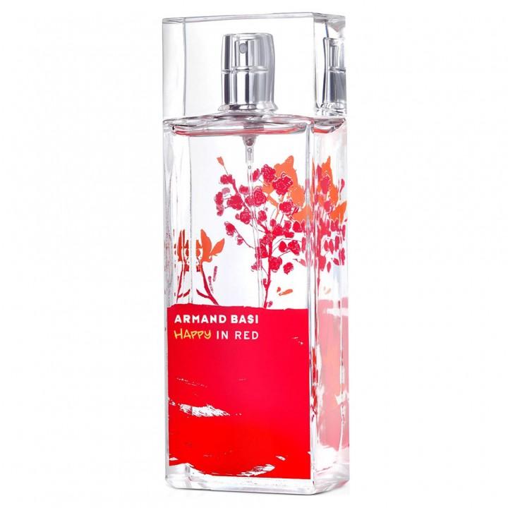 Armand Basi Happy in Red (woman, eau de toilette)