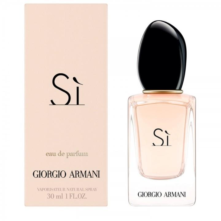 Armani Si (woman, eau de parfum)