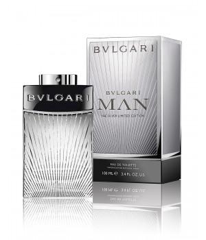 Bvlgari Man The Silver  (man, eau de toilette)