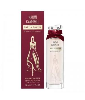 Духи (аромат) Naomi Campbell PRET A PORTER ABSOLUTE VELVET для женщин