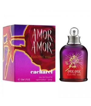 Духи (аромат) Cacharel Amor Amor ELECTRIC KISS для женщин