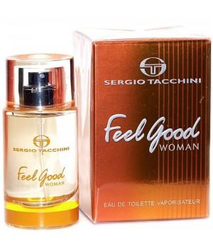 Духи (аромат) SERGIO TACCHINI Feel Good Woman для женщин