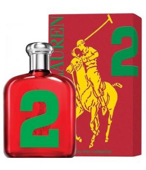 Духи (аромат) Ralph Lauren BIG PONY 2 для мужчин