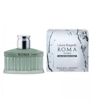 Духи (аромат) Laura Biagiotti ROMA UOMO EAU DE TOILETTE CEDRO для мужчин