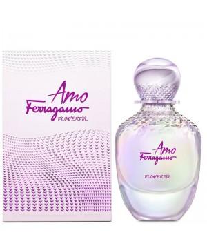 Духи (аромат) Salvatore Ferragamo Amo Ferragamo Flowerful для женщин