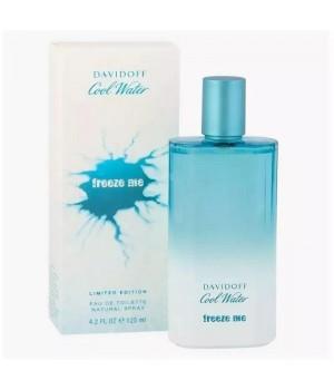 Духи (аромат) Davidoff Cool Water Freeze Me для мужчин