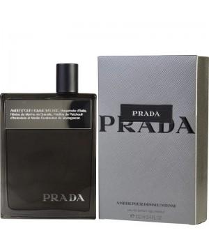 Духи (аромат) Prada Amber pour Homme Intense для мужчин