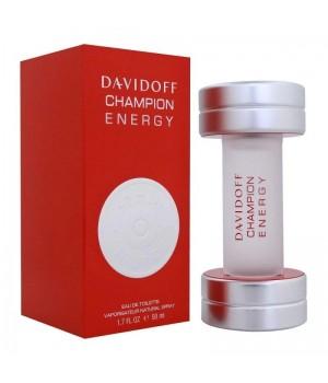 Духи (аромат) Davidoff Champion Energy для мужчин