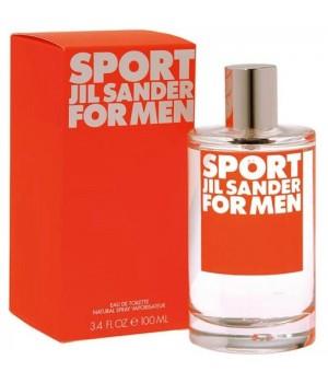Духи (аромат) Jil Sander Sport for Men для мужчин