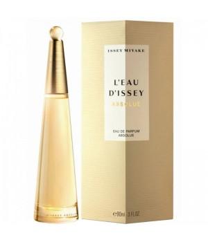 Духи (аромат) Issey Miyake L'eau D'Issey ABSOLUE для женщин