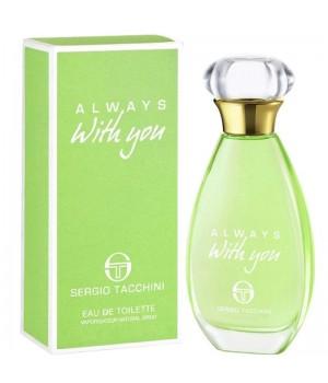 Духи (аромат) SERGIO TACCHINI Always With You для женщин