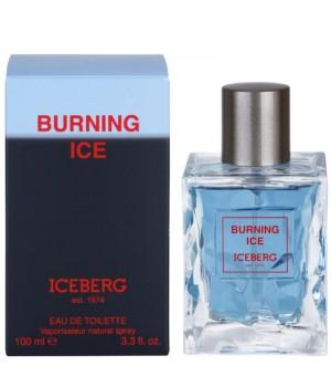 Духи (аромат) Iceberg Burning Ice для мужчин