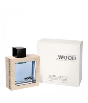 Духи (аромат) DSQUARED2 He Wood Ocean Wet Wood для мужчин