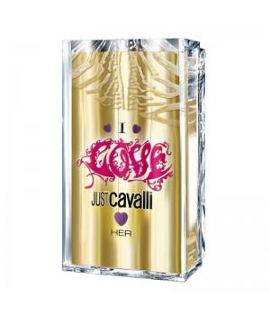 Духи (аромат) Roberto Cavalli Just Cavalli I Love Her для женщин
