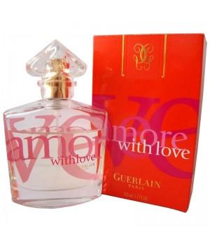 Духи (аромат) Guerlain AMORE WITH LOVE для женщин