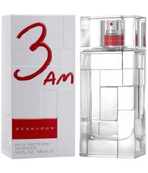 Духи (аромат) Sean John 3 I AM для мужчин