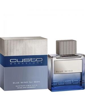 Духи (аромат) Custo Barcelona Blue Wind для мужчин