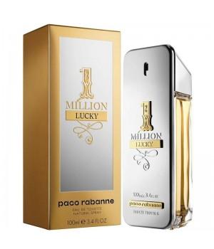 Духи (аромат) Paco Rabanne 1 Million Lucky для мужчин