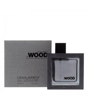 Духи (аромат) DSQUARED2 He Wood Silver Wind Wood для мужчин