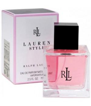 Духи (аромат) Ralph Lauren LAUREN STYLE для женщин