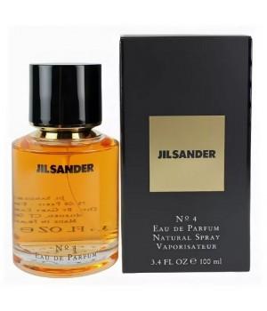 Духи (аромат) Jil Sander No 4 для женщин