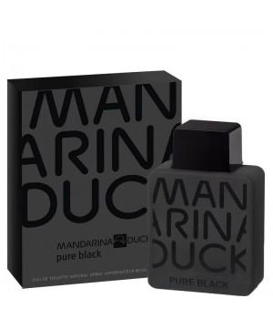 Духи (аромат) Mandarina Duck Pure Black для мужчин