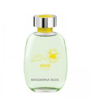 Духи (аромат) Mandarina Duck LET'S TRAVEL TO MIAMI FOR MEN для мужчин
