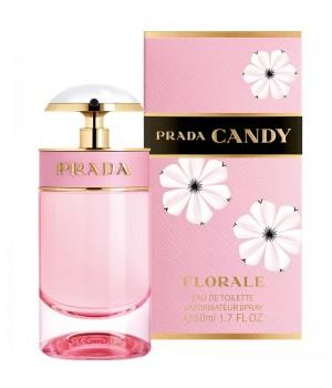 Духи (аромат) Prada Candy Florale для женщин